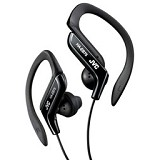 JVC Earphone [HA-EB75] - Black - Earphone Ear Monitor / Iem